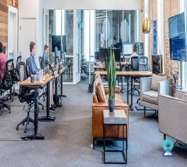 Advantages of Coworking Space near Golf