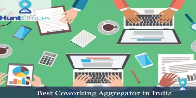 Coworking space aggregator HuntOffices h