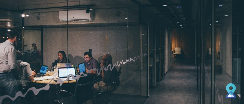 Short-term Coworking Office Space