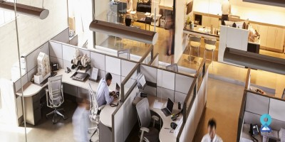 What are the amenities that customers look in an office space?