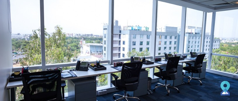 Do you prefer open-plan office space on rent in India?