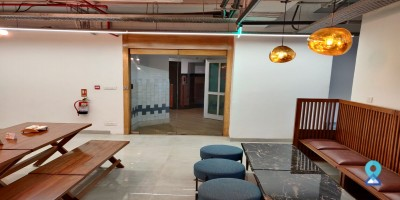 Pay-per-use at coworking spaces in India