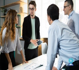 New Research Shows Standing Meetings Can