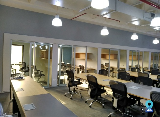 Co-working Space in Lower Parel, Mumbai