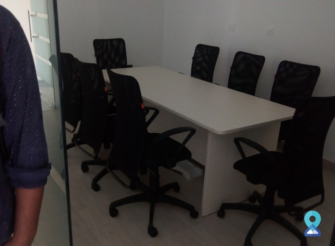 Meeting room in IMT Manesar, Gurgaon