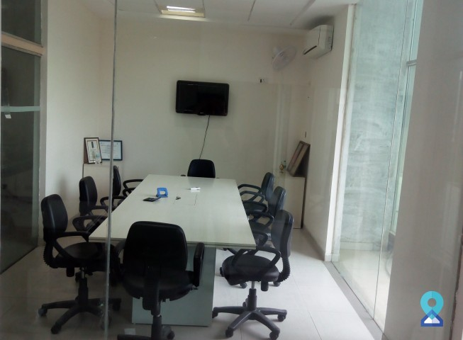 Conference room in IMT Manesar, Gurgaon