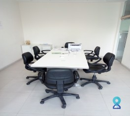 Training room in IMT Manesar, Gurgaon