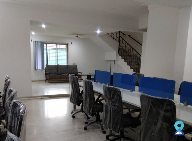 Coworking Office in Baner Road, Pune