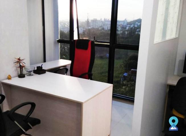 Business Centre in Suratwala Mark Plazzo, Hinjewadi, Pune