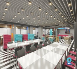 Co-Working Space in Hi-Tech City, Hyderabad