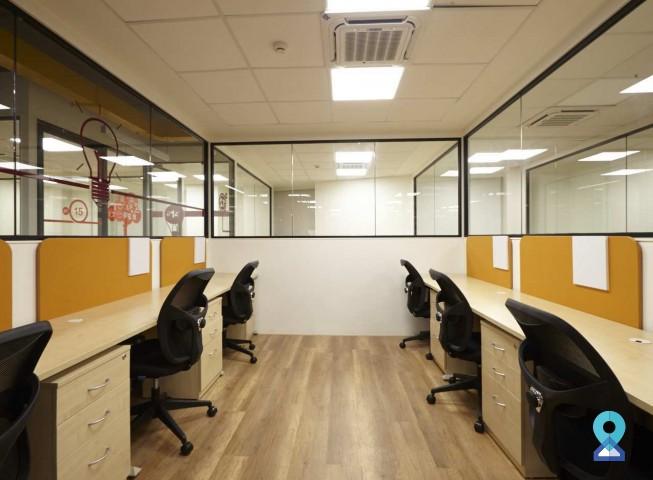 Co-Working Space in Camac Street, Kolkata