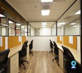 Co-Working Space in Camac Street, Kolkata