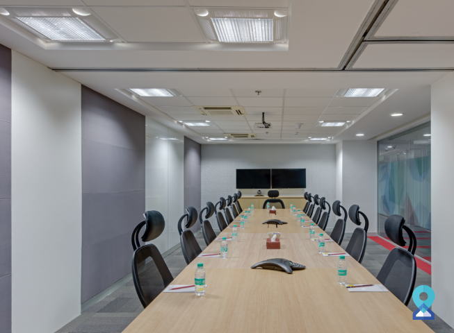 Serviced Office in MG Road, Bangalore