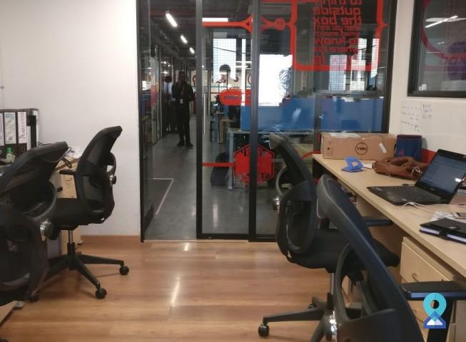 Office Space MG Road, Bengaluru