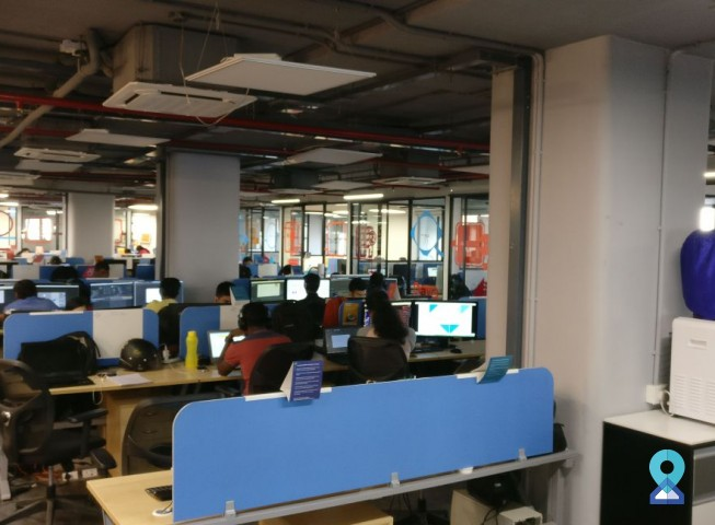 Coworking Space Raheja Towers, MG Road, Bengaluru