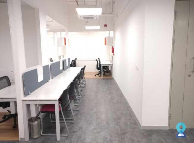 Shared Serviced Office Marathahalli Outer Ring Road, Bengaluru