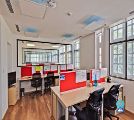 Co-working Space in HM Vibha Towers, Kormangala, Bangalore