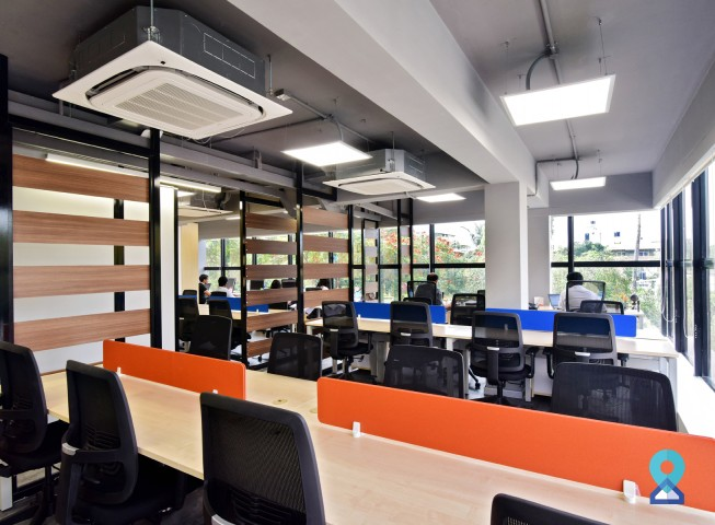 Serviced Office Sahukar's Building, Indiranagar, Bengaluru