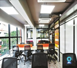 Business Centre Sahukar's Building, Indiranagar, Bengaluru