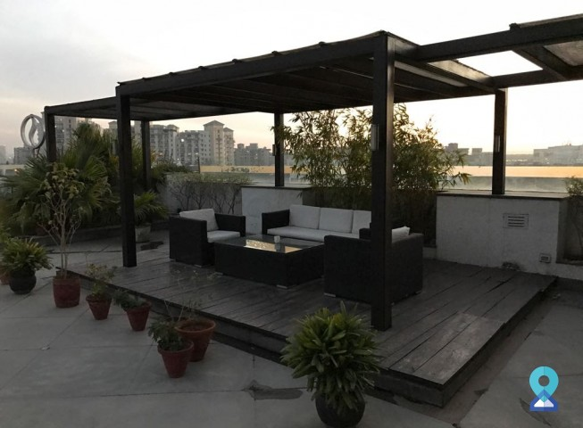 Open Office in Sector 54, Golf Course Rd, Gurgaon