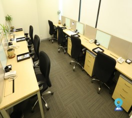 Serviced Office in Sohna Road, Gurgaon