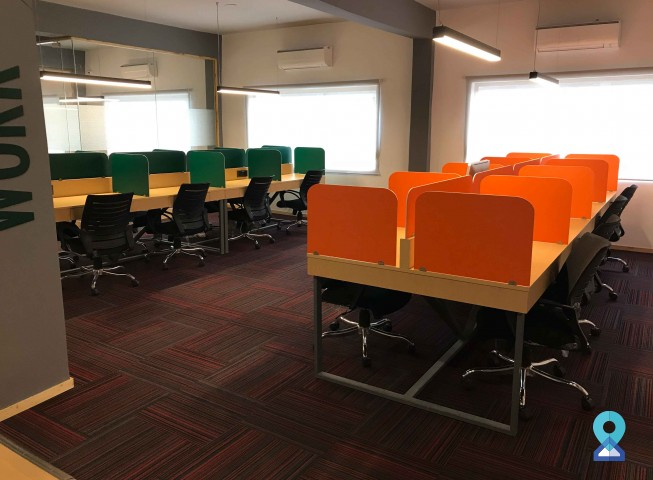 Co-working Space in Sector 8, Noida