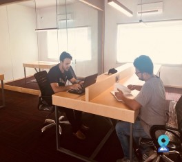 Co-working Space Noida, UP