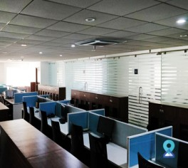 Serviced Office Space in Whitefield, Bengaluru