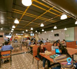 Coworking Space in RMZ Ecoworld, Bellandur, Bengaluru