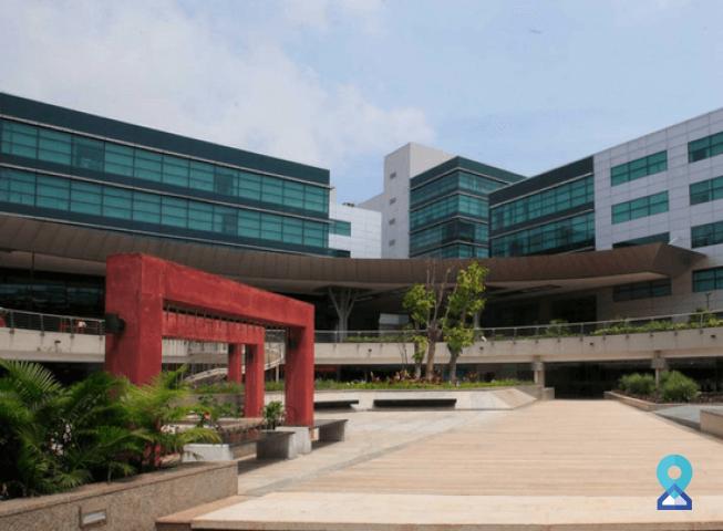 Business centre in New Indiranagar Bengaluru