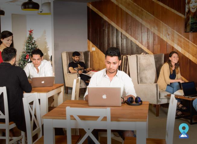 Coworking Space in Murphy Road, Bengaluru