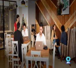 Coworking Space in Murphy Road, Bengaluru