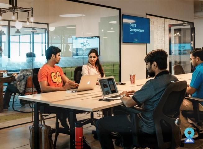 Serviced Office Space in OMR, Perungudi, Chennai