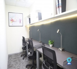 Coworking in Sahar Road, Off Western Express Highway, Andheri East, Mumbai