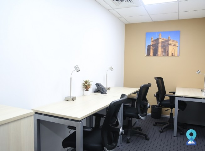 Serviced Office in Annie Besant Road, Worli, Mumbai