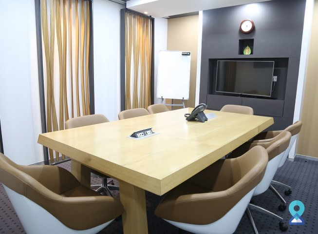 Coworking Space in Annie Besant Road, Worli, Mumbai