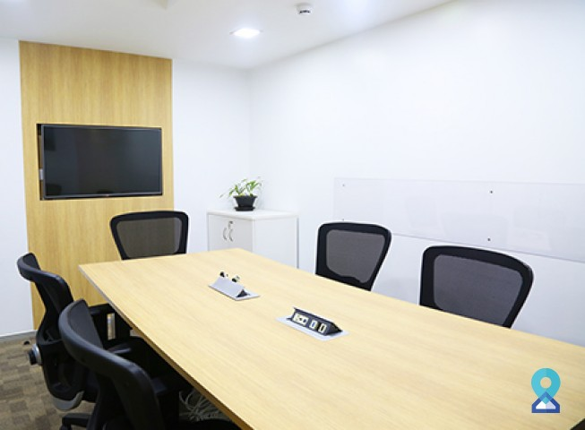 Conference room in Cuffe Parade, Mumbai