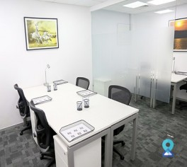 Coworking Space in Hiranandani Road, Thane West, Mumbai