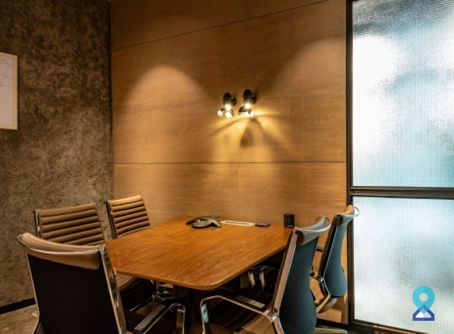 Meeting rooms in DLF Cyber City