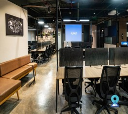 Coworking space in Cyber City, Gurgaon