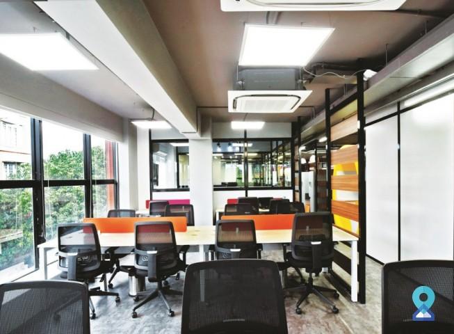Coworking Office Space Delhi, Qutab Institutional Area