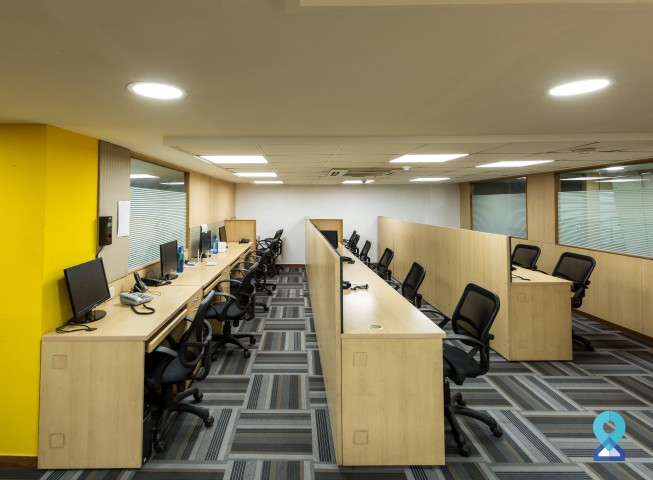 Business Centre in Safdarjung Enclave, New Delhi