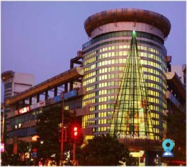 Business Centre in Bund Garden Road, Pune