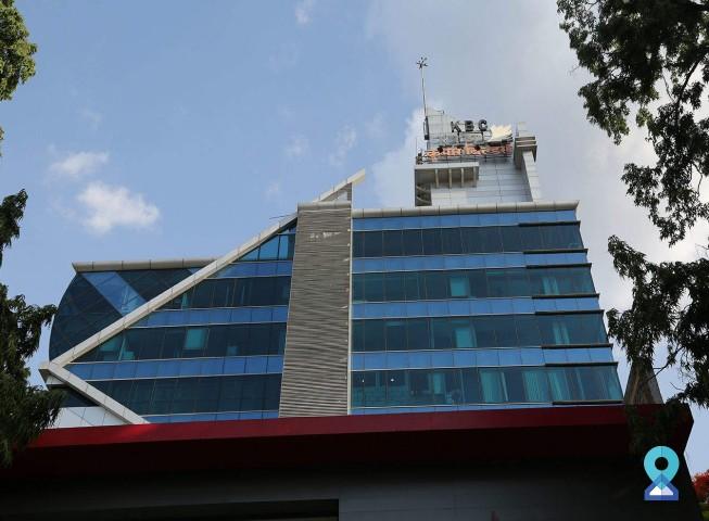 Business Centre in Bund Garden Road, Pune