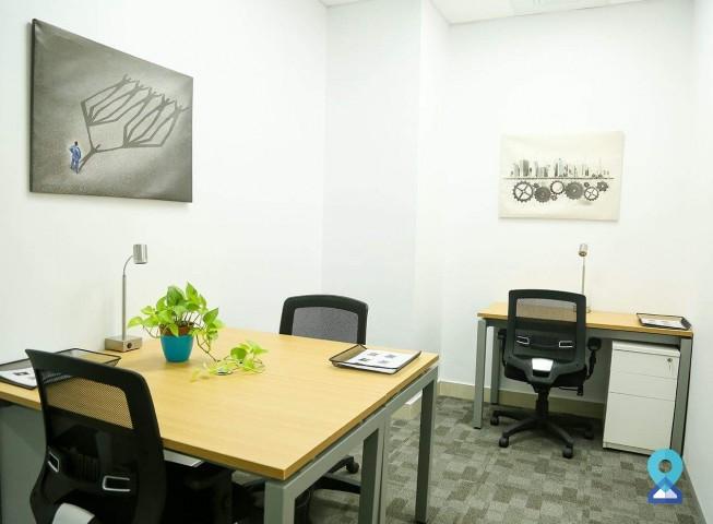 Shared Office in Magarpatta City, Hadapsar, Pune