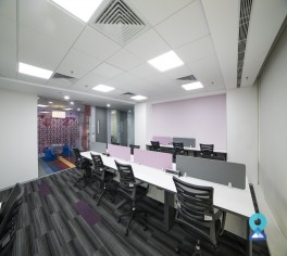 Coworking Space in Rajbhavan Road Hyderabad