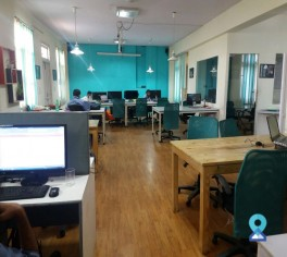 Co-working centre Asaf Ali Road, Delhi