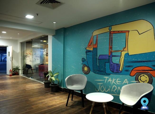 Shared Office Saket District Center, New Delhi