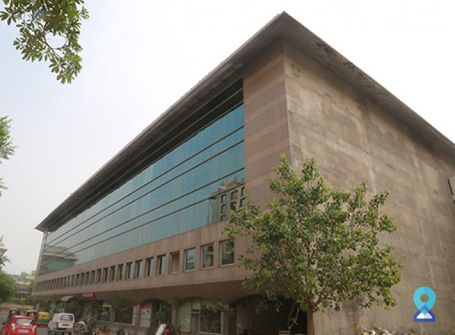 Business Centre in ABW Rectangle One, Saket