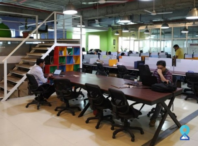 Shared Office in Sec 125, Noida